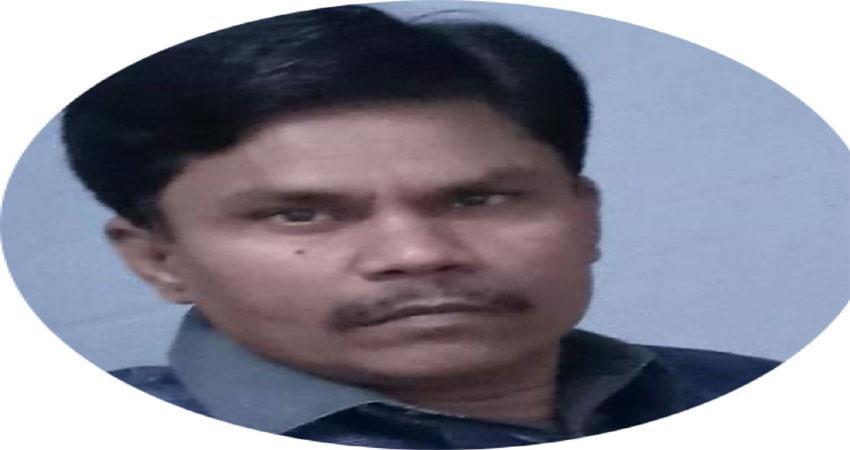 arunesh jha made media coordinator of haryana bjp purvanchal cell
