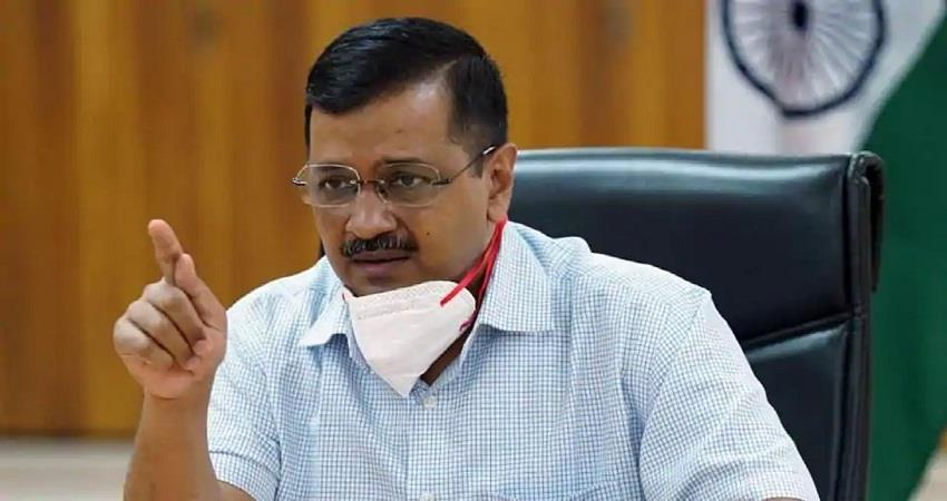 kejriwal question govt over free corona vaccination to all from modi govt kmbsnt