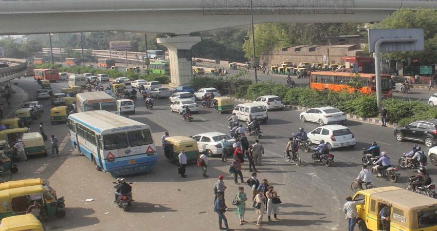 bharat band in Delhi - no effect on metro, road transport, markets musrnt