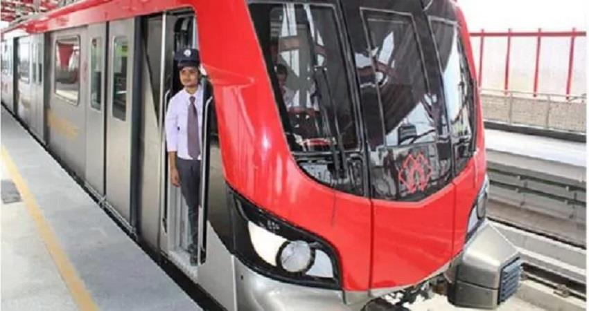 upmrc bombardier india bags contract kanpur agra metro projects sobhnt
