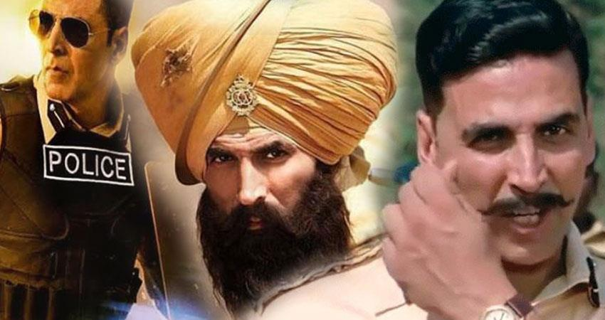 akshay kumar policeman cop army roles also hit before rohit shetty bollywood film suryavanshi