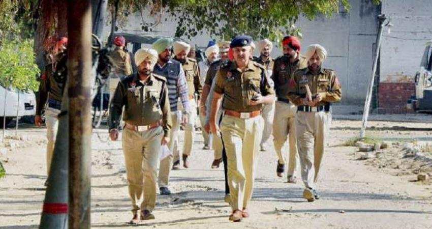 punjab police got a big success 3 terrorists including weapon explosive arrested in tarn taran