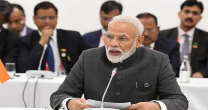 pm modi convenes cabinet meeting before leaving  brics conference