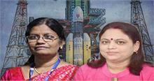 इन दो महिला वैज्ञानिकों के अथक परिश्रम से सफल हो पाया मिशन चंद्रयान-2, जानिए विस्तार से