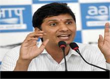 सोचा नहीं था केजरीवाल सरकार की 'फ्री अयोध्या तीर्थ यात्रा' का विरोध करगी बीजेपी- AAP