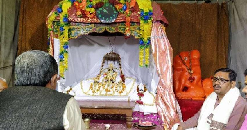 Ayadhya Ram Mandir Ram lala mandir fibre temple yogi Aditya nath