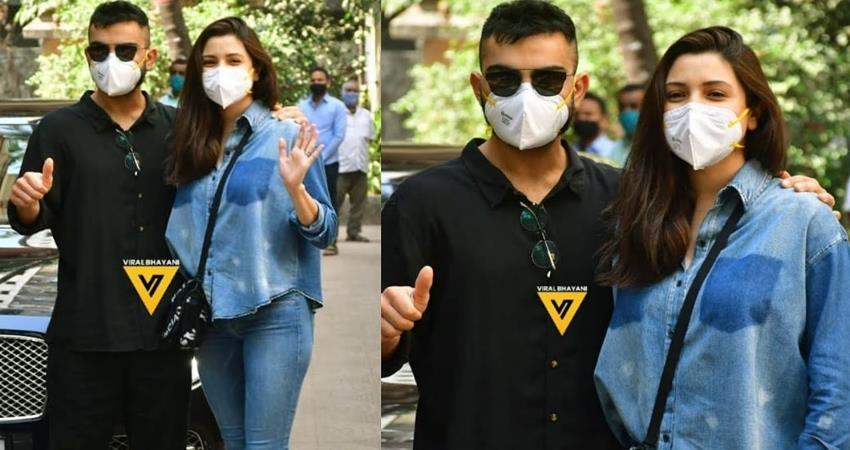 anushka and virat make first public appearance since daughter birth sosnnt