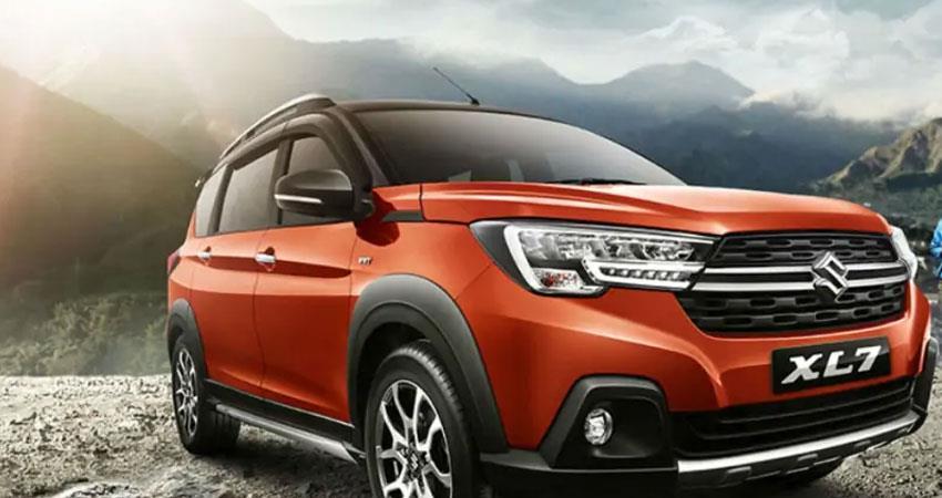 maruti xl7 price features design launch in indonesia