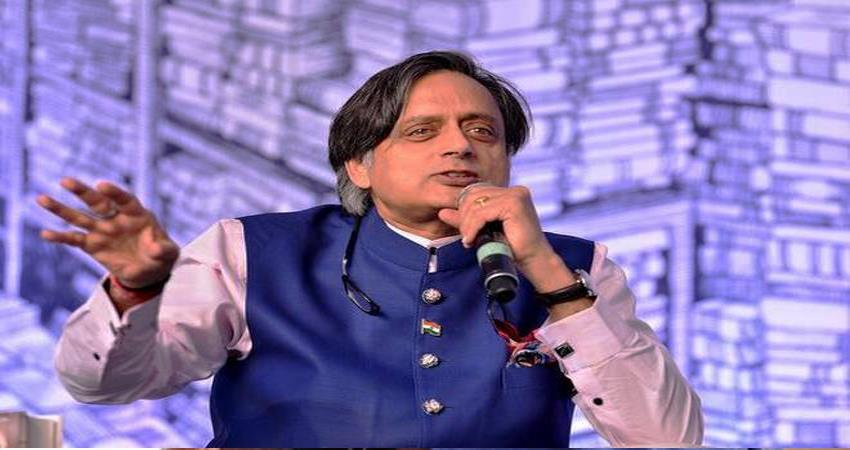 election important for most posts in congress shashi tharoor