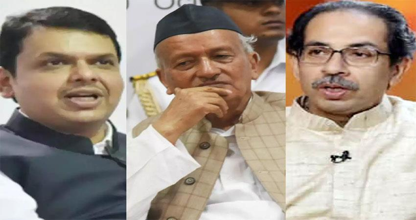 maharashtra governor bs koshyari devendra fadnavis bjp shiv sena