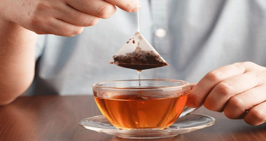 tea bags leach billions of microplastics per cup know their side effect on health