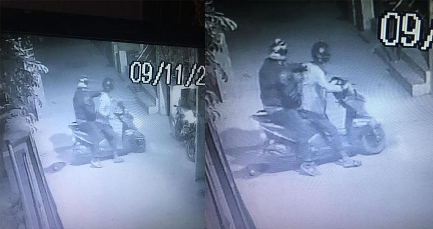 delhi rogues escaped by firing at home in north east djsgnt