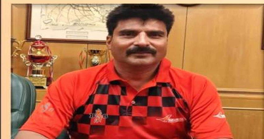 delhi club cricketer sanjay doval died of corona infection musrnt