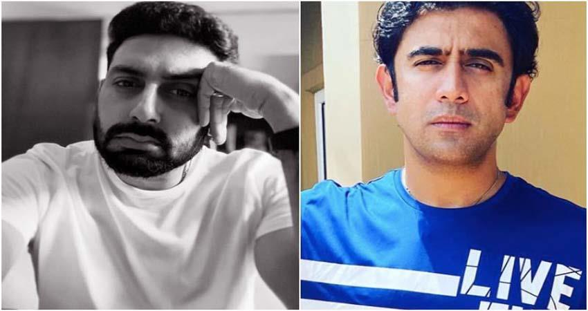 abhishek bachchan co star amit sadh tested corona negative sosnnt