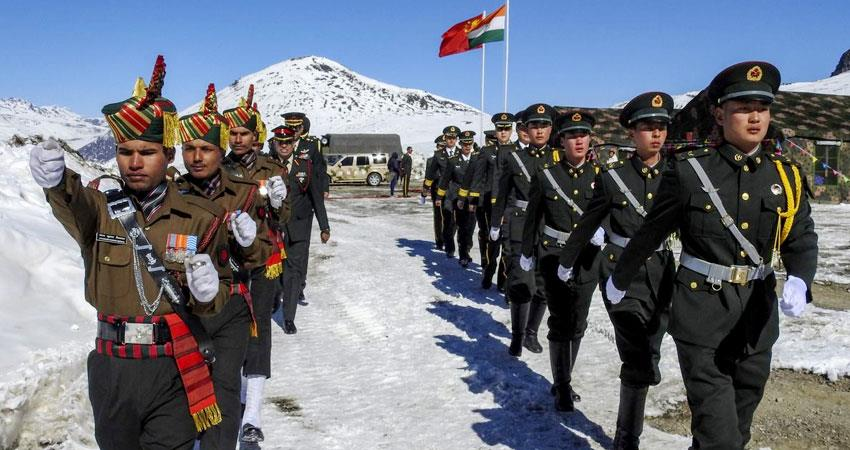 The bitter truth of India China border aljwnt