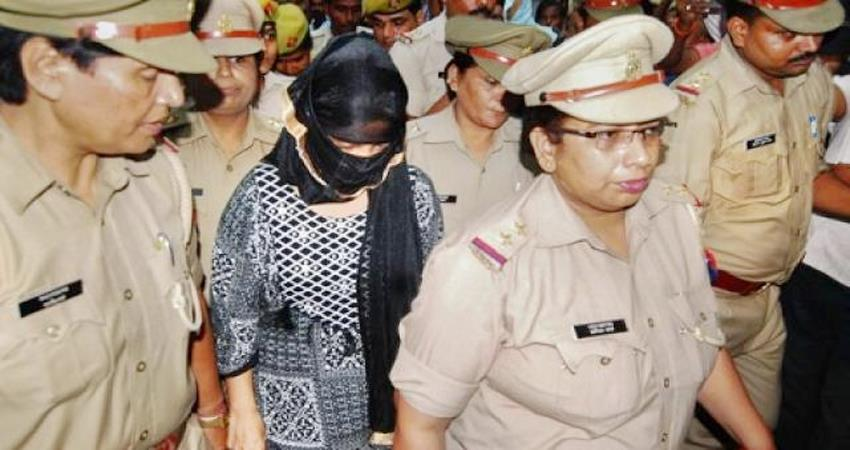 chinmayanand case sit arrested student on this charge