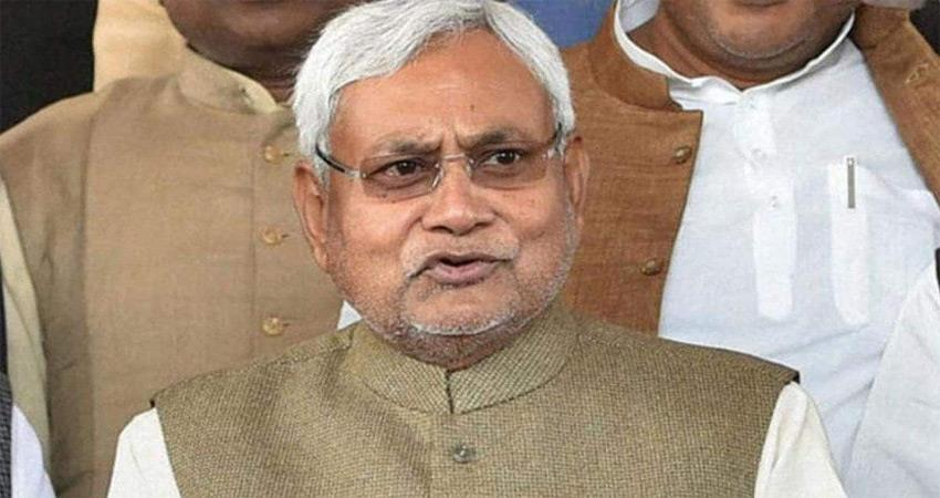Nitish slams BJP for delay in cabinet expansion in Bihar ALBSNT