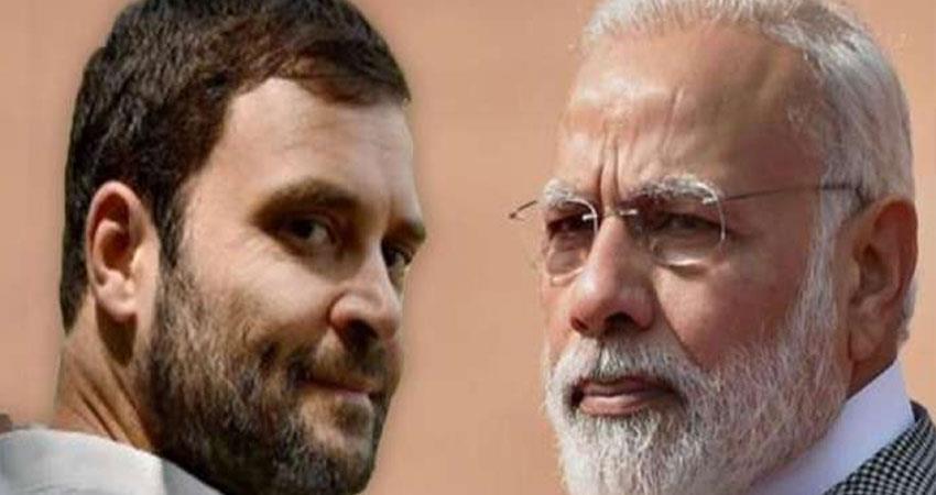 rahul gandhi target narendra modi govt for covid 19 anjnst