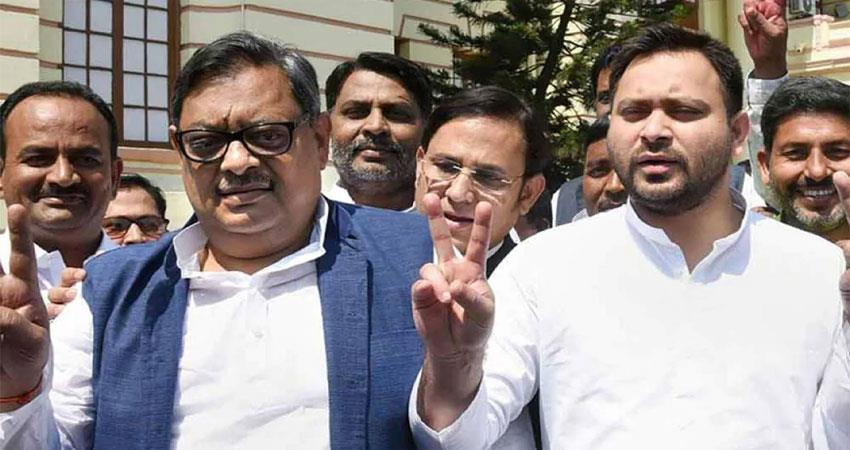 ed arrests rjd mp in money laundering case related to fertilizer scam musrnt