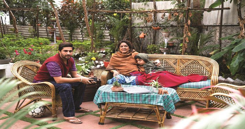 neena gupta agreed to work in panga because of this reason