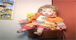 नीली आंखों वाली इस गुड़िया को देखकर अच्छे- अच्छों के छूट जाते हैं पसीने, जानिए क्या है खास