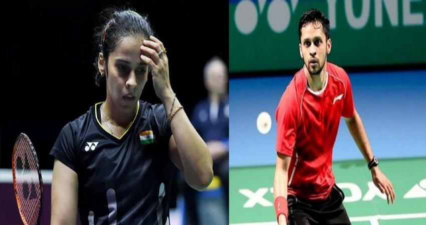 china open 2019 saina nehwal knocked out parupalli kashyap moves into 2nd round