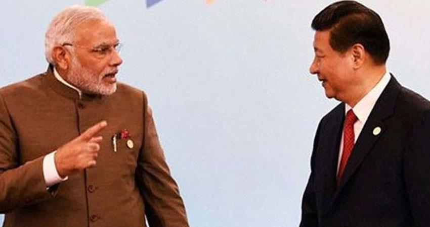 pm modi and xi jinping will be face-to-face at the brics conference today anjsnt