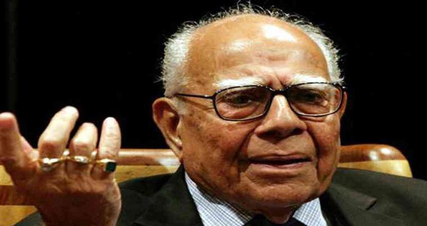 ram jethmalani had once attacks  bjp modi jaitley shah chidambaram even vajpayee fiercely