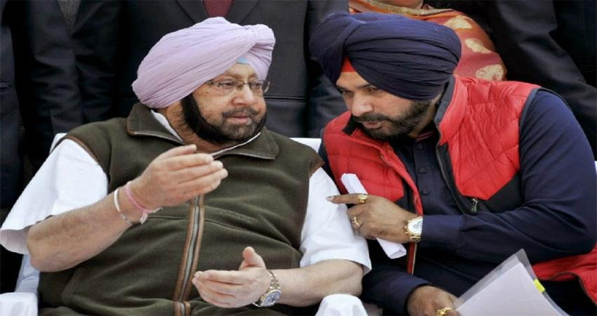 will accept the decision of the president- captain amarinder singh musrnt