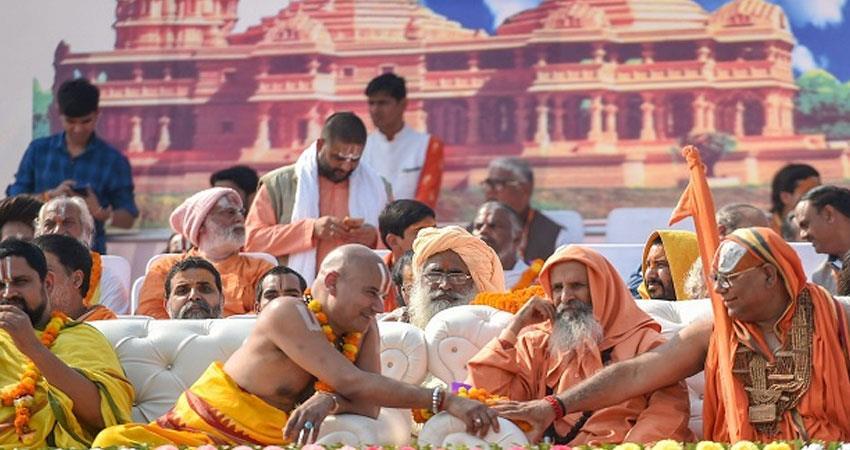 advocate of supreme court written letter to ram mandir trust on behalf muslims in ayodhya
