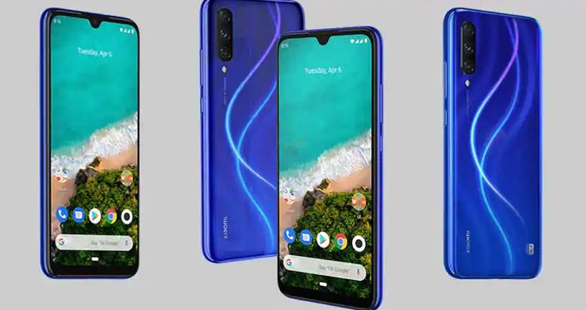 xiaomi most awaited smartphone mi a3 launched in india