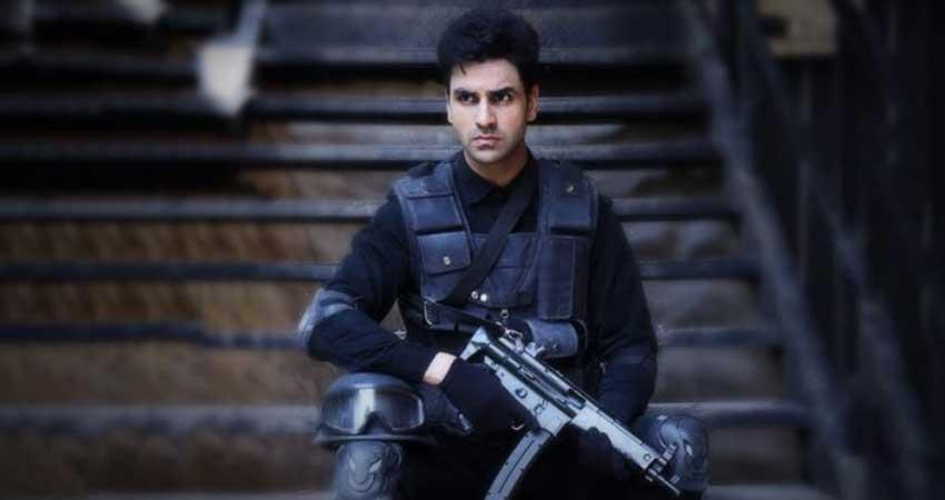 Vivek Dahiya play the role a Rohit Bagga operation terror