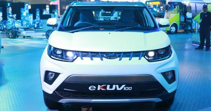 mahindra-will-be-launch-mahindra-e-kuv100-electric-car
