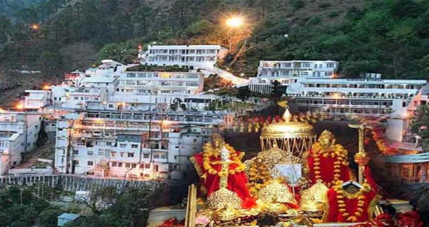 due to coronavirus mata vaishno devi closed