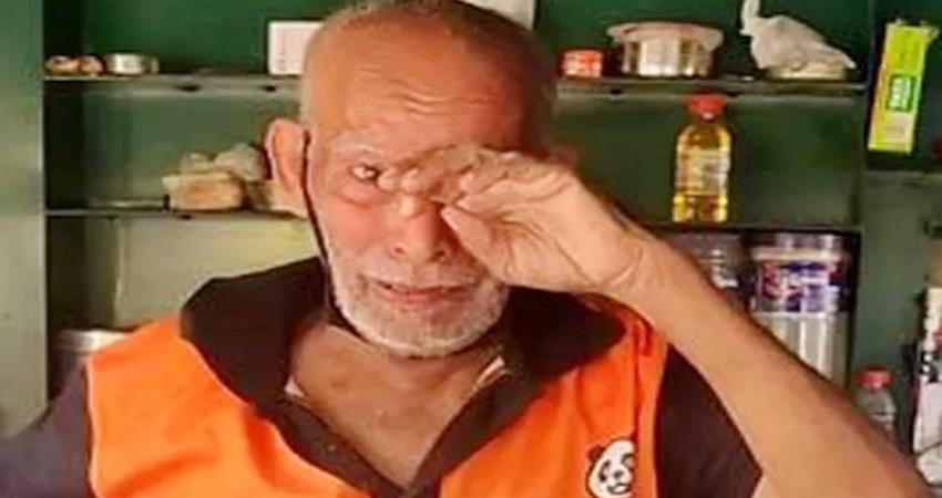 Elderly Kanta Prasad of Babas Dhaba attempted suicide hospitalized in critical condition prshnt