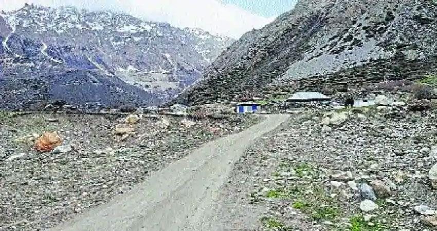 Center approves Rs 340 crore road construction amid China dispute ALBSNT