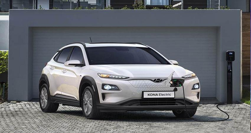 hyundai will launch their new electric car new hyundai kona