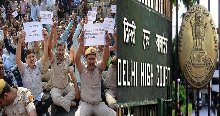 delhi-police-vs-lawyers-high-court-petition-against-delhi-police-hearing-on-feb-2020