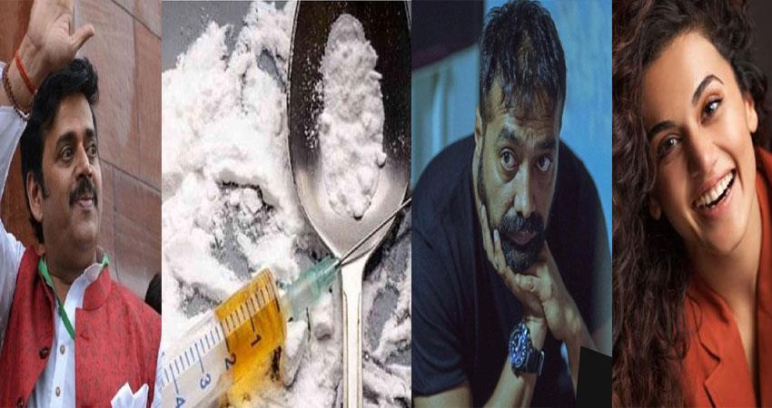 bollywood divided into two parts regarding drug case anjsnt