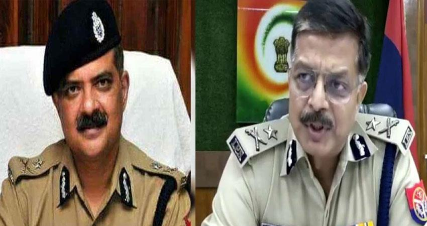 sujit pandey of lucknow and alok singh noida''''''''s first police commissioner