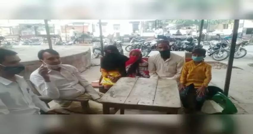alwar dalit family forced to convert to islam muslim then threatened to kill pragnt