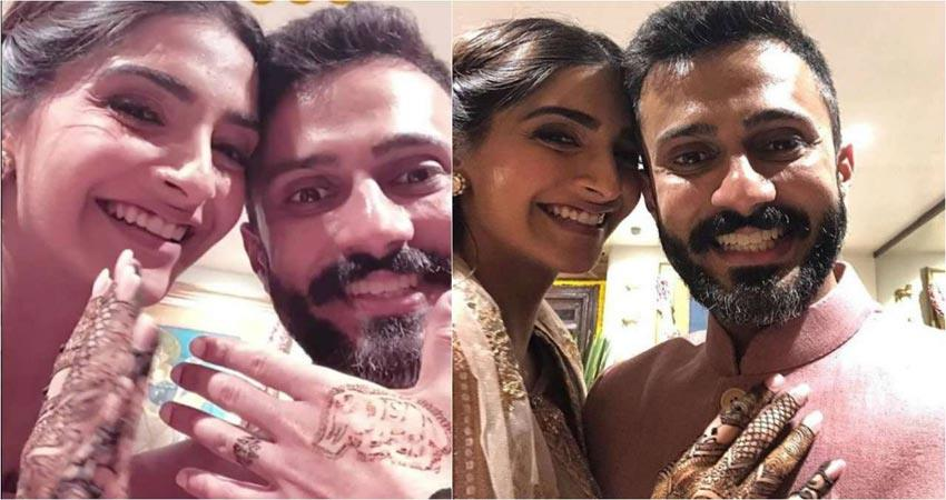 sonam kapoor share video romantic with husband anand ahuja on new year