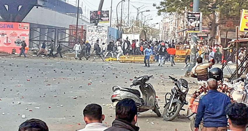 delhi highcourt jafrabad, maujpur caa protest case filed