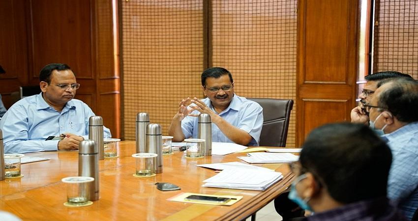 clean-yamuna-project-cm-kejriwal-reviews-meeting-kmbsnt
