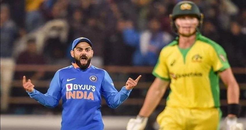 Indian Cricket team India Aurtralia Fine sports Sobhnt