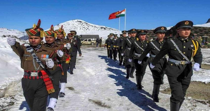 india-china-tension-before-diwali-chinese-troops-ready-to-go-back-pangong-prsgnt