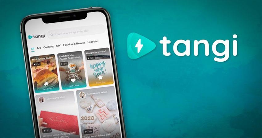 google launch tangi app against tiktok