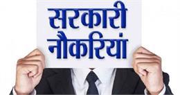 सरकारी नौकरी: 12वीं पास के लिए निकली बंपर भर्तियां, ऐसे करें Apply