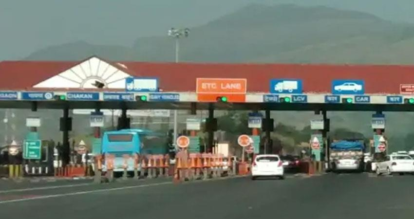 fastag  not working then pay  double toll tax anjsnt