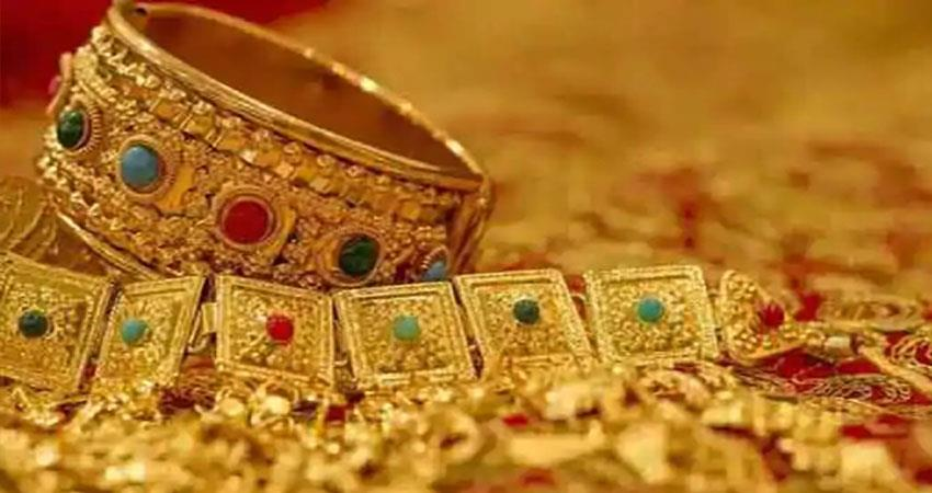 big change in the rate of gold and silver dhanteras pragnt